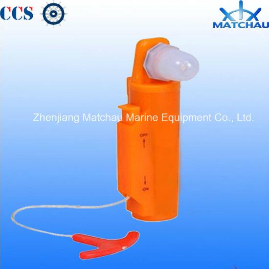 Solas Marine Manual Type Life Jacket Light