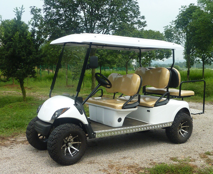 3000 W New Design Electric Golf Carts for Sales
