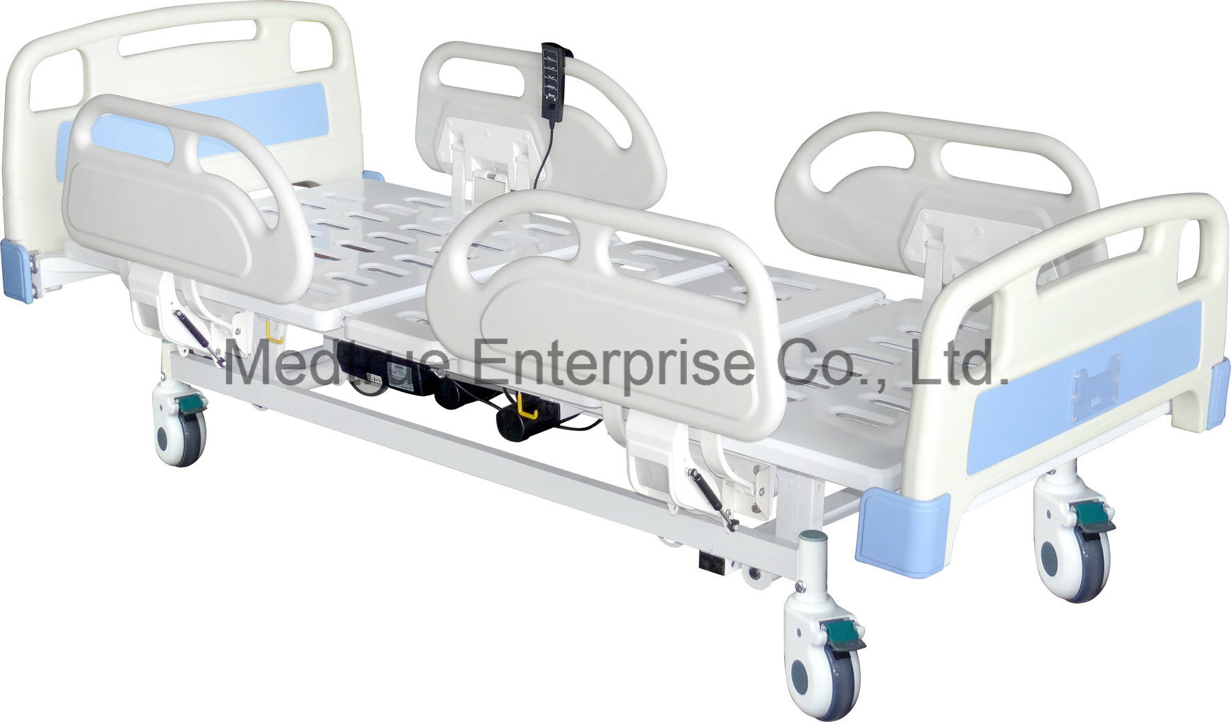 CE/ISO Medical Five Function Electric Hospital Patient Bed