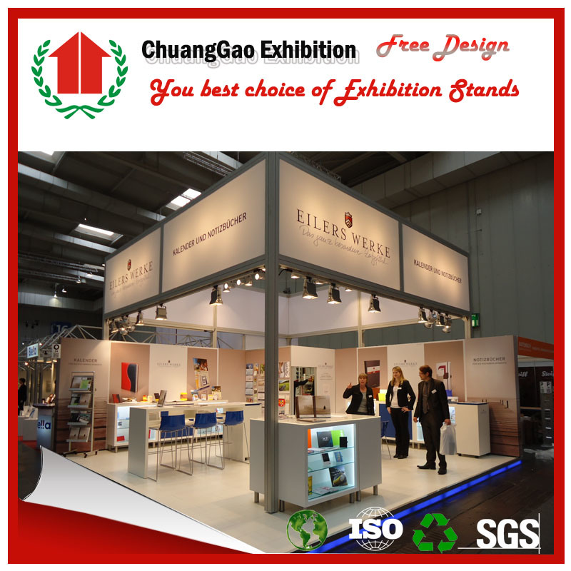 Maxima System Customized Exhibition Booth Trade Show