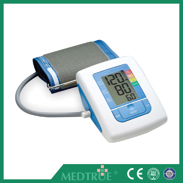 CE/ISO Approved Medical Full Automatic Arm Blood Pressure Monitor (MT01035033)