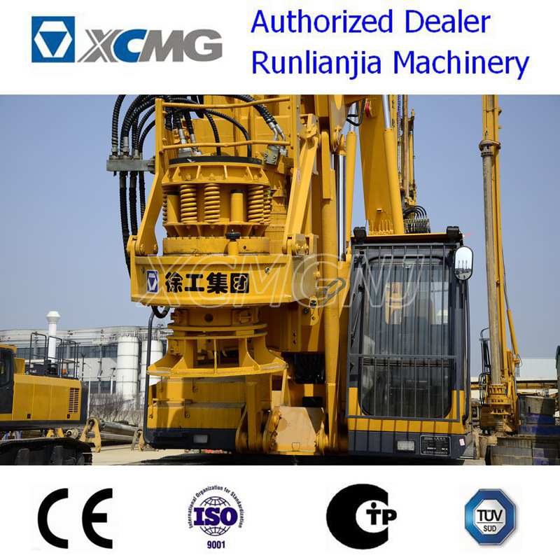 XCMG Xr260d Rotary Drilling Rig for Ce with Cummins Engine