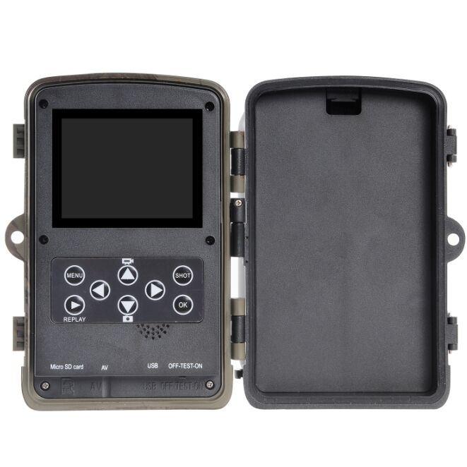 12MP IP56 Infrared Night Vision Hunts Camera