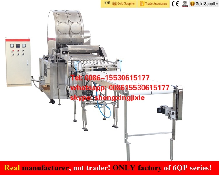 Thin Pancake Machinery/ Flat Pancake Machine (manufacturer)