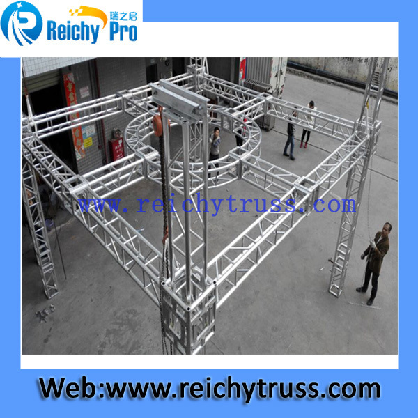 Stage Lighting Truss 300*300mm Exbition Truss