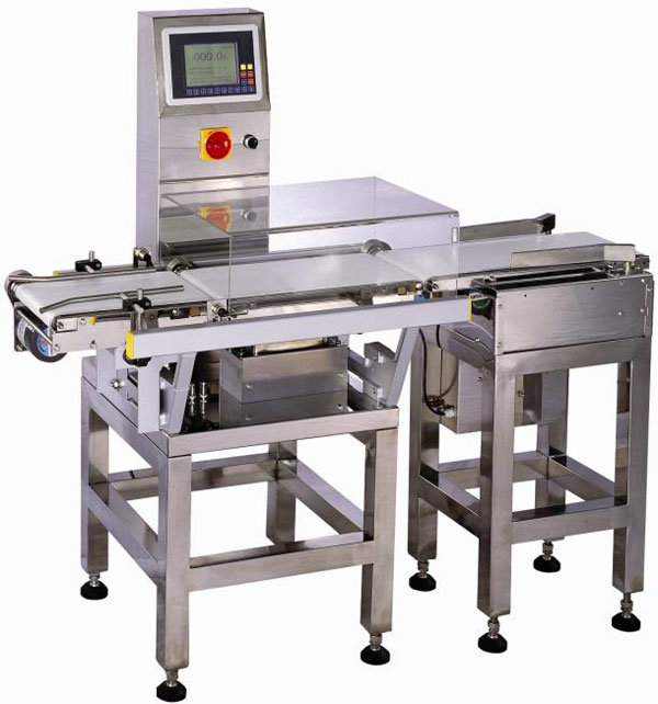 Automatic and High Speed Check Weigher (Double Pusher)