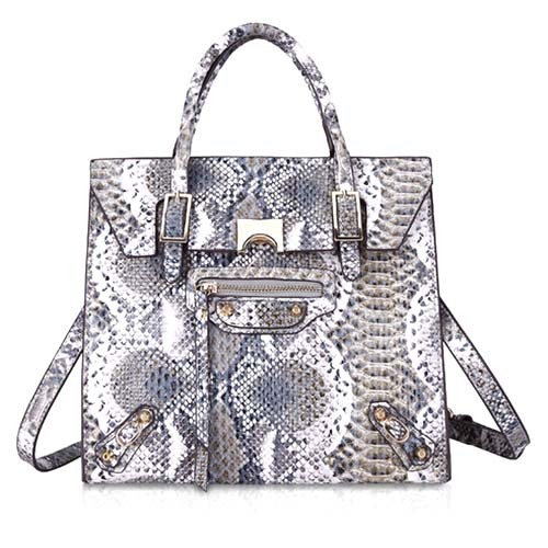 Serpentine Series Fashionable Bags Ladies Leather Designer Handbag (XP1457)