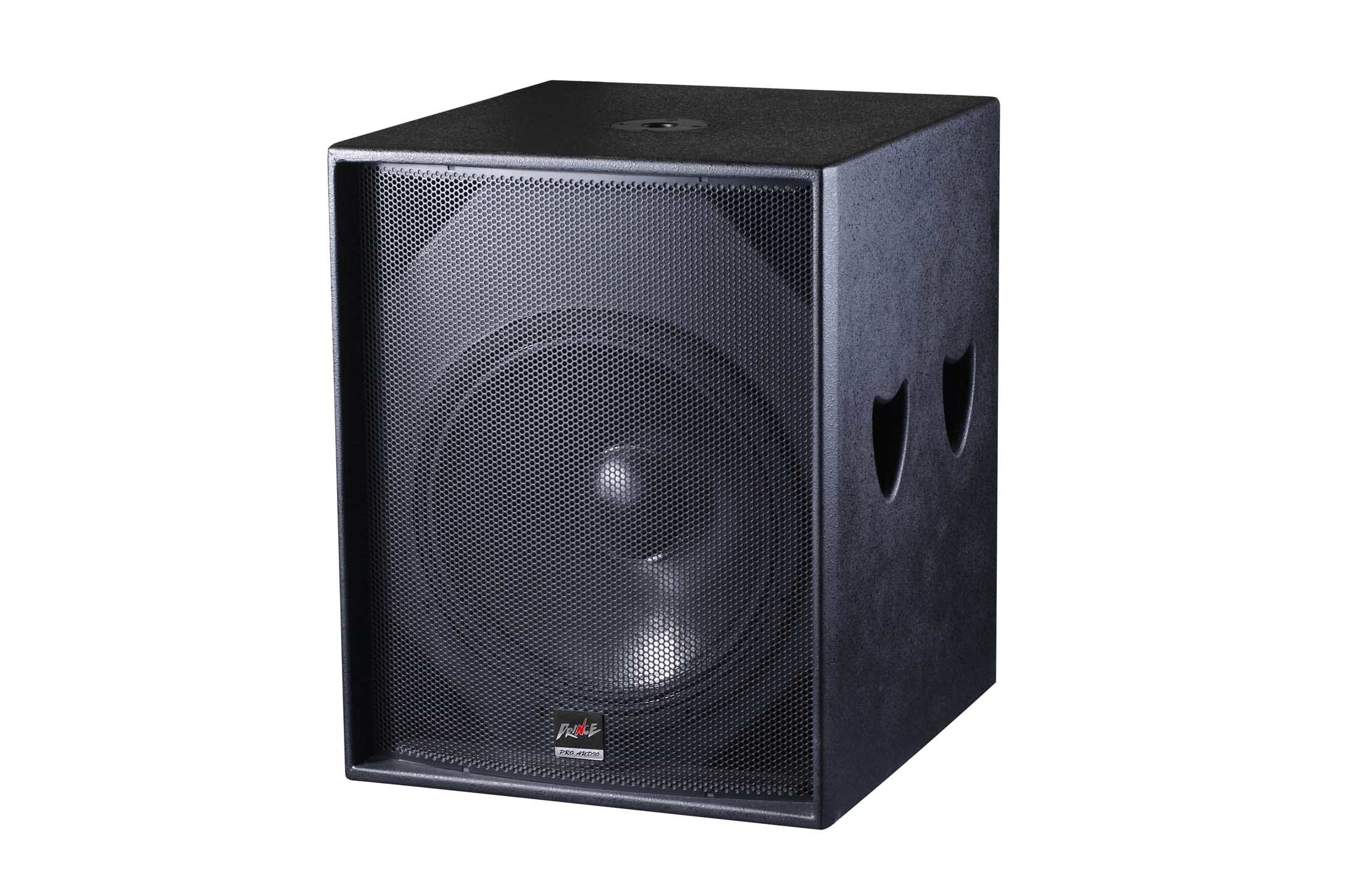 18inch High Power Ultra Compact Subwoofer PPR-718