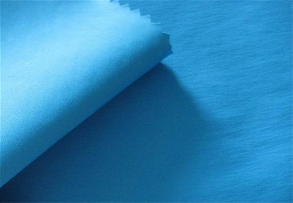 PU Coated Nylon Taslon Fabric for Garment (XSN-002)