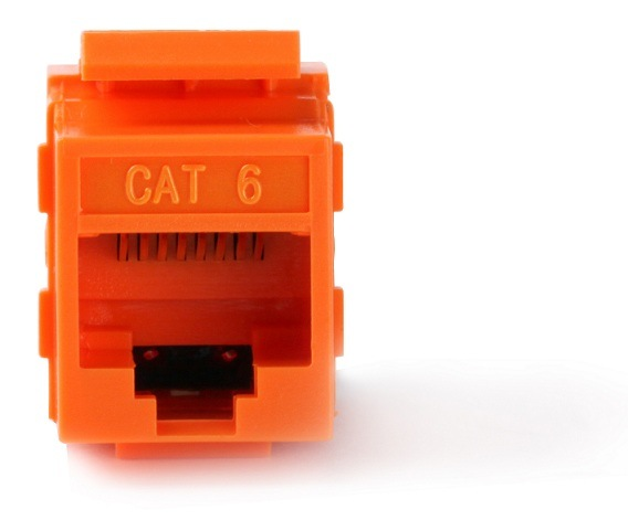 CAT6 Unshielded Keystone Ce Certificate