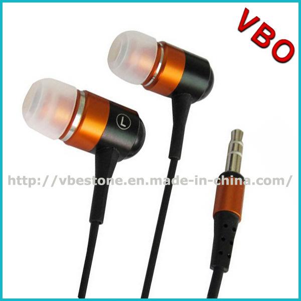 Classic Metal Headphone Earphone for MP3