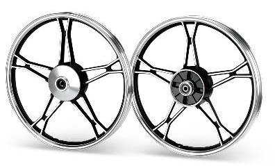 Motor Wheels, Alloy Wheels