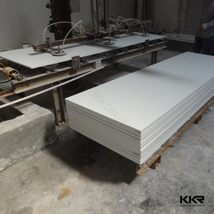 100% Pure White Modified Acrylic Solid Surface Products
