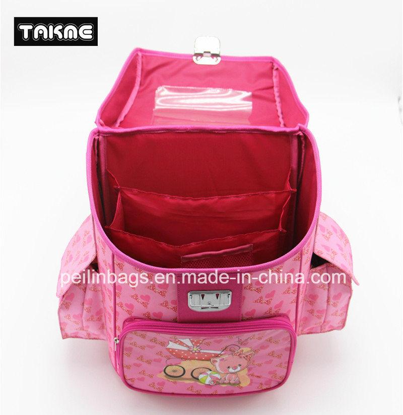 Cartoon Printing EVA Backpack Bag for Children School