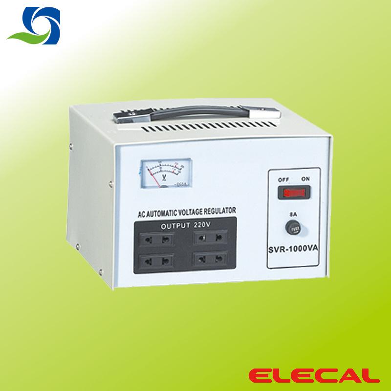 SVR Series Fully Automatic Voltage Regulator
