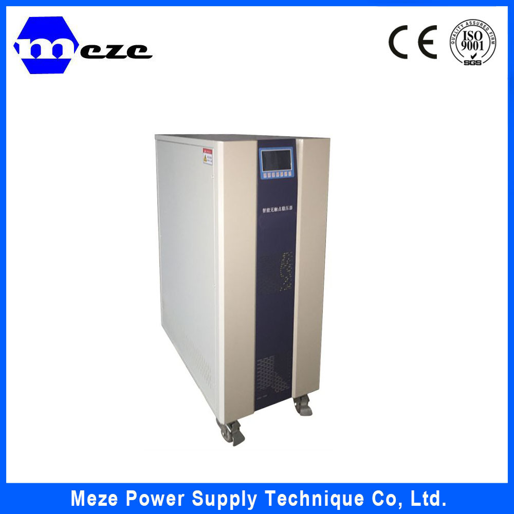 AVR AC Voltage Stabilizer with Ce and ISO9001 Certification 10kVA-50kVA