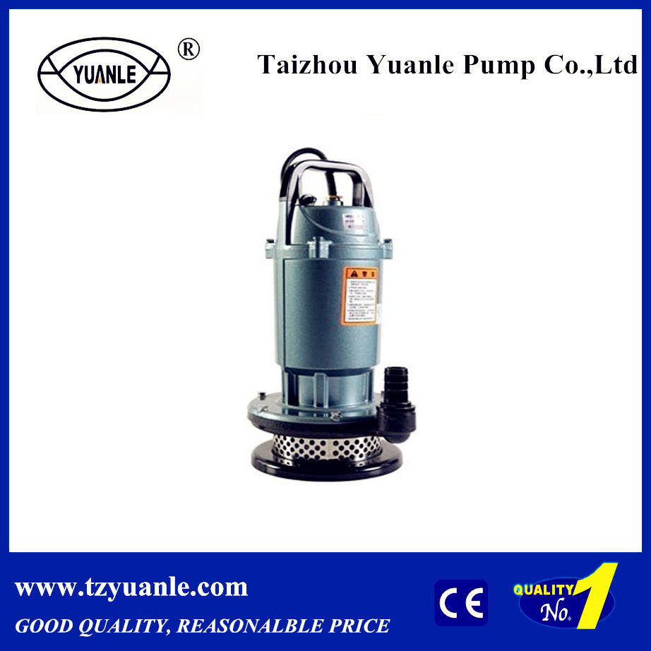 Electric Centrifugal Deep Well Submersible Water Pump