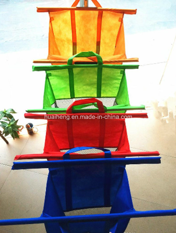 Trolley Bags Shopping Bag 4 Large Reusable Supermarket Cart Bags