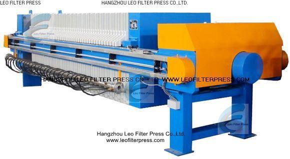 Leo Filter Palm Oil Membrane Filter Press