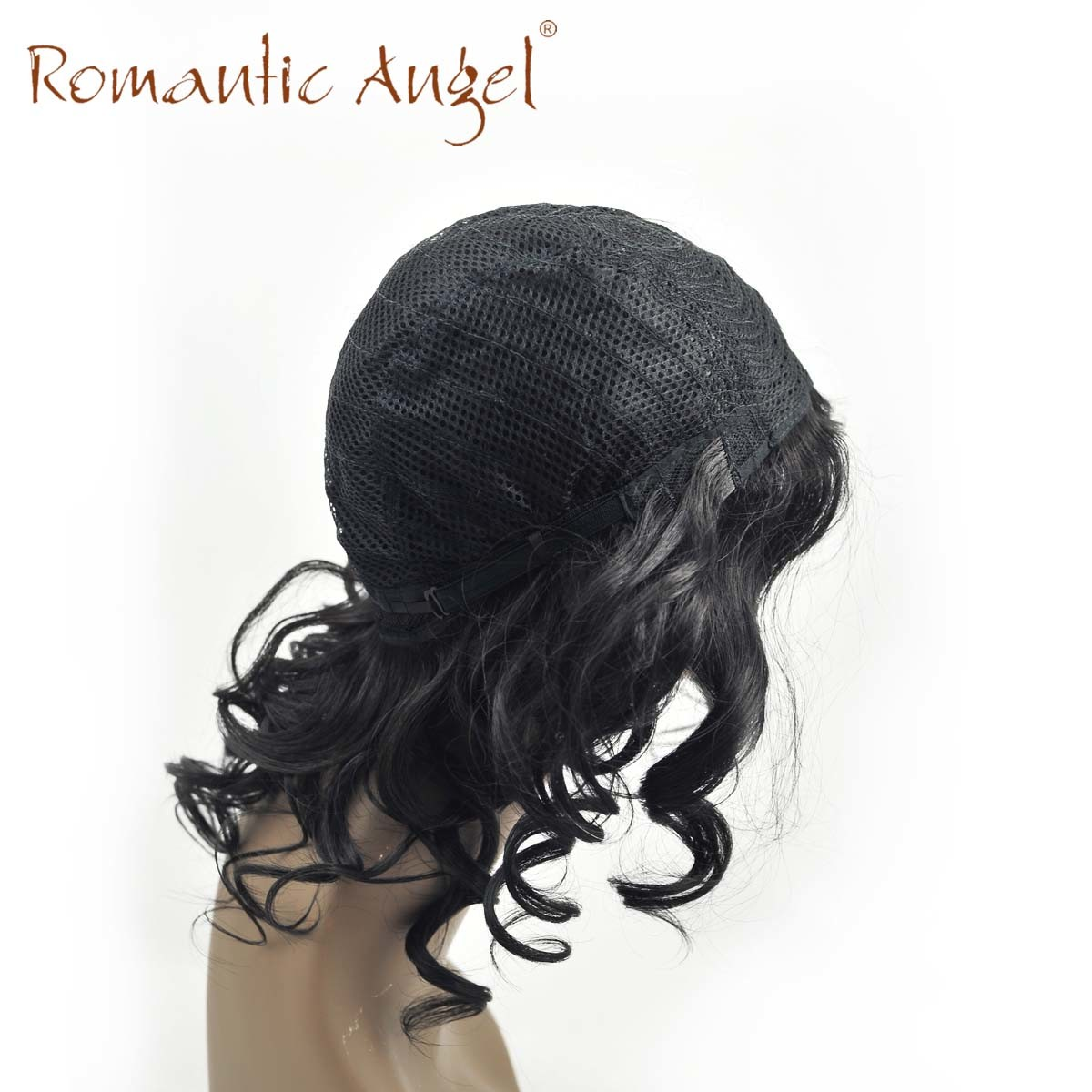 80% Unprocessed Indian Hair Wigs Long Body Wave Natural Wave for Black Women Black
