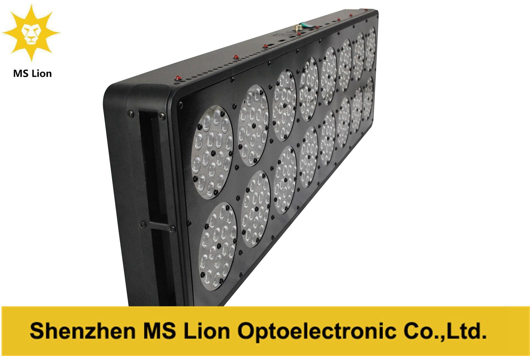 Full Spectrum Apollo 16 LED Grow Light for Medical Hemp