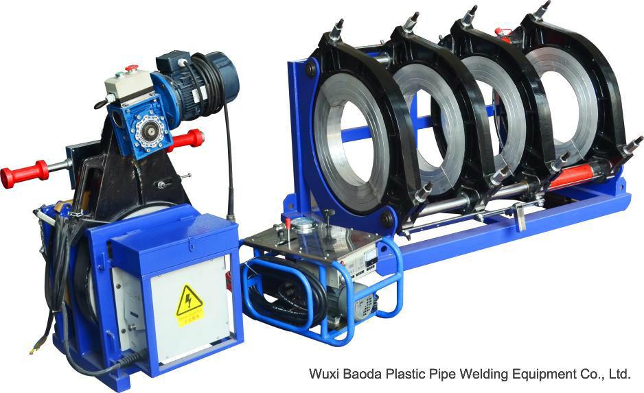 Plastic Pipeline Welding Machine (BRDH 450)