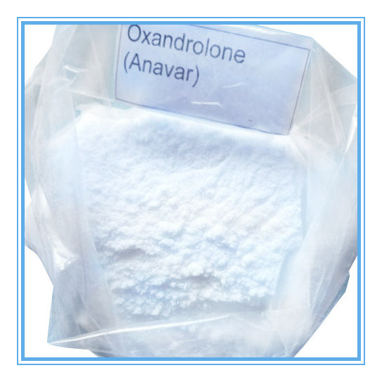Best Price and High Quality Oxandrolone Anavar 99%Min Powder CAS No.: 53-39-4