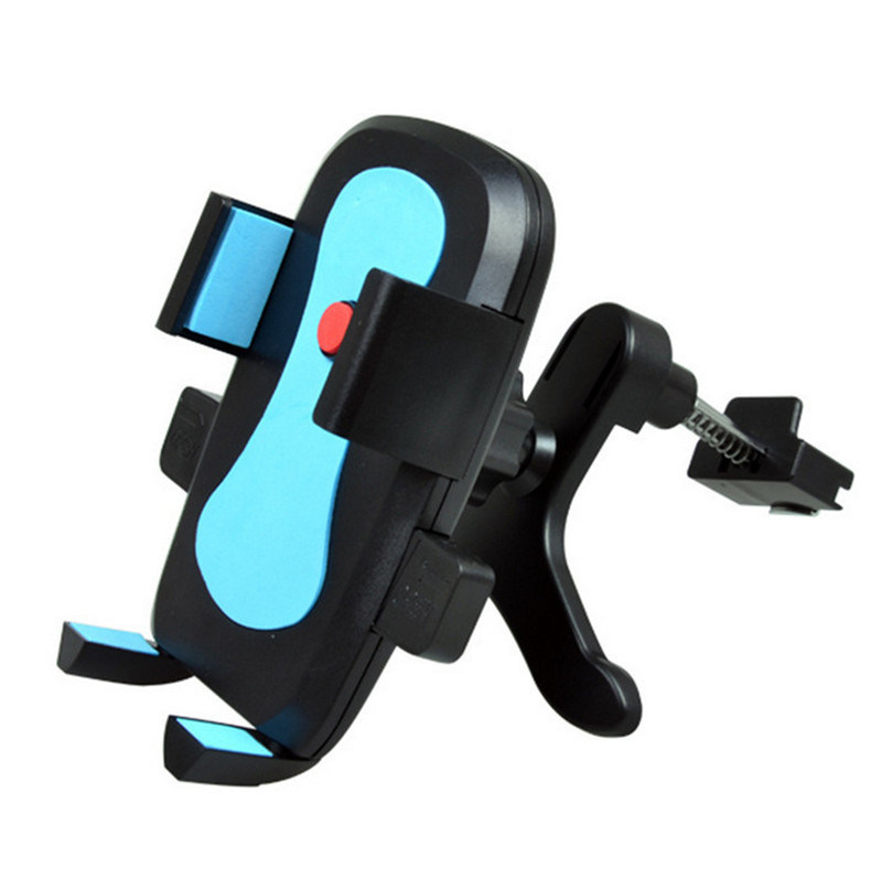 360 Degree Car Holder Air Vent Mount Universal Smartphone Car Mount Holder