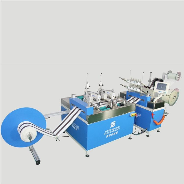 Automatic Mattress Border Quilter Machine (BQ-52)