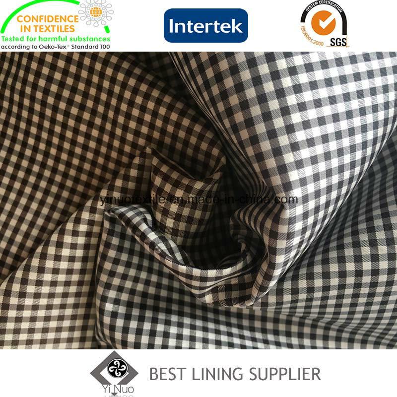 Men′s Winter Jacket Coat Lining Classic Check Lining