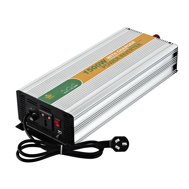 China Modified Sine Wave Inverter Charger 1500w Photos