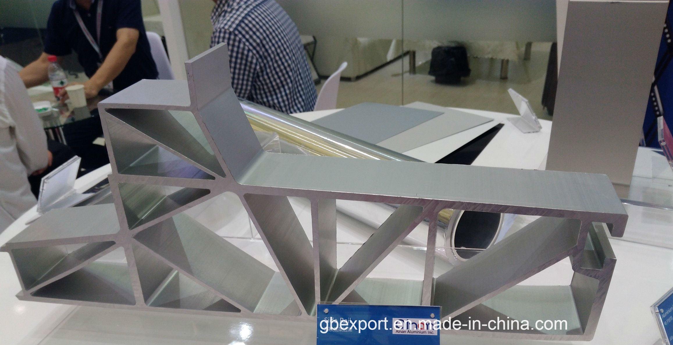 Aluminium Extrusion for Bridge Beam