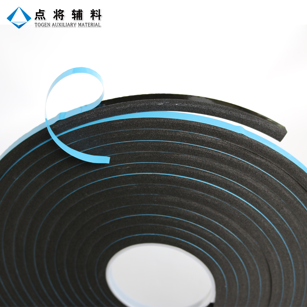 PVC Adhesive Tape Double Side Foam Tape for Building Glass