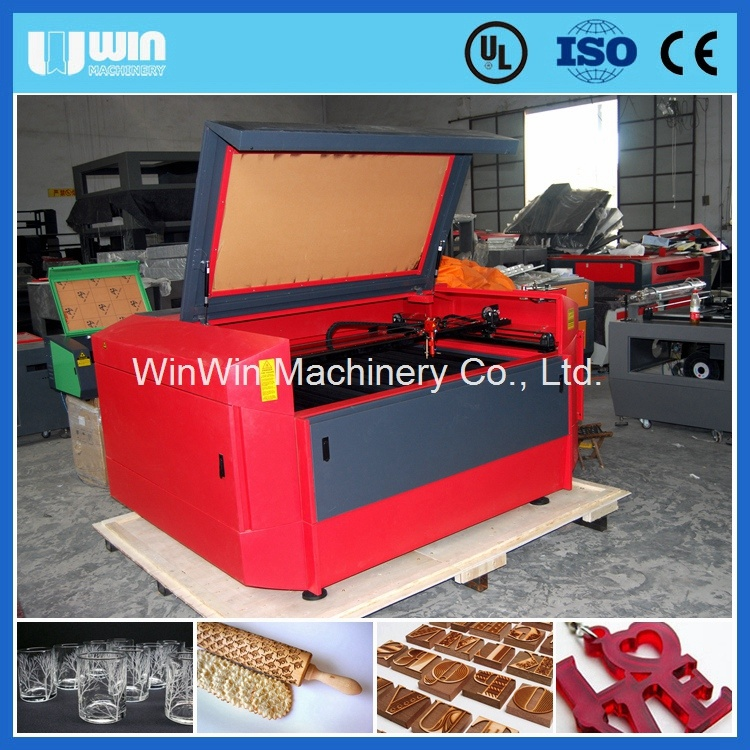 High Precision CO2 CNC Wood Laser Cutter