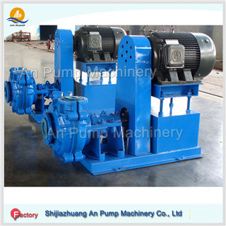 Am Series Heavy Duty Mining Slurry Pump Centrifugal Horizontal Sludge Pump Factory Price