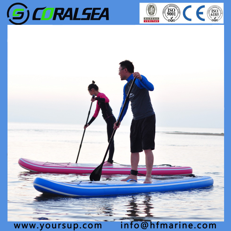 """Surfing Board PVC Sup Pad for Sale (LV10′6 """")"""