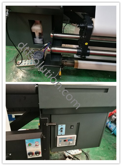 Digital Printer with industrial Speed