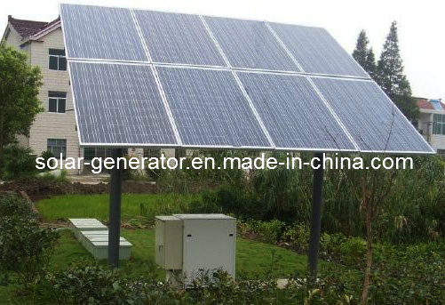 Portable Mobile Solar Power Generator (F150)