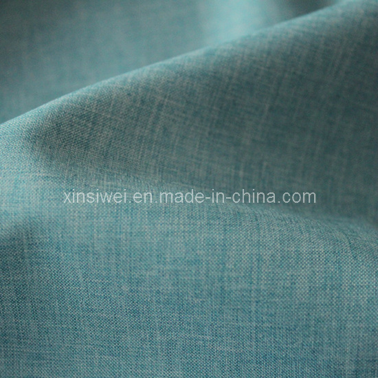 100% Polyester Two-Tone Plain/Oxford Fabric for Garment