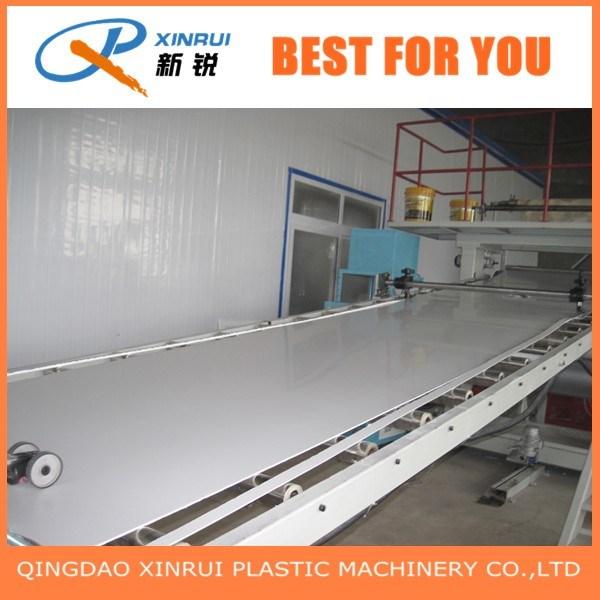 PVC Faux Marble Sheet Production Line Machine