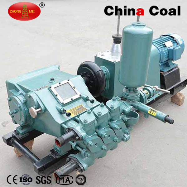 Bw320 Triplex Single-Acting Reciprocating Drilling Mud Pump
