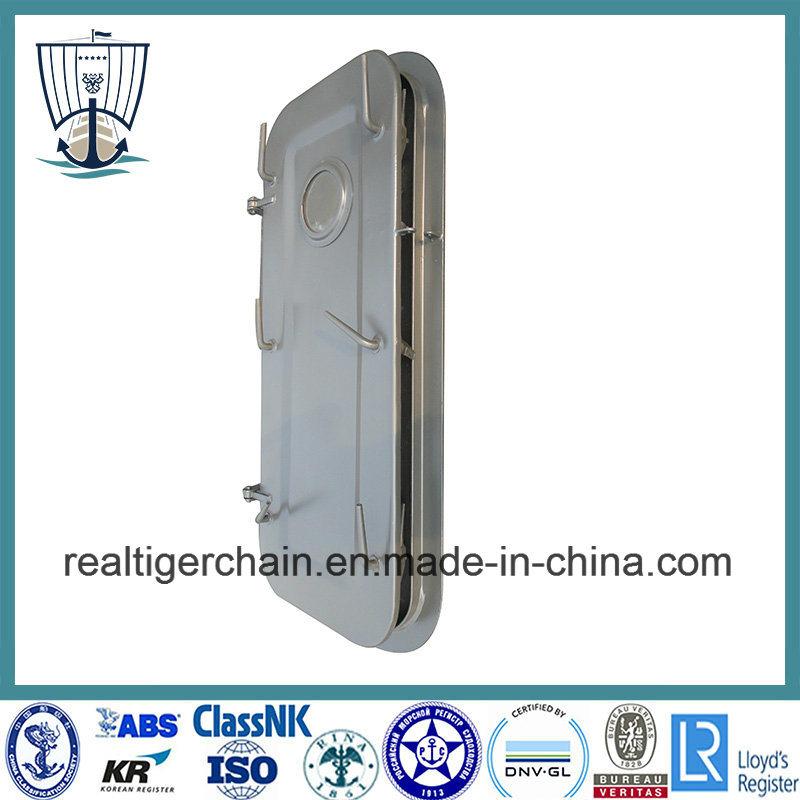 Marine Ship Weathertight Single-Leaf Steel Door with Certificate