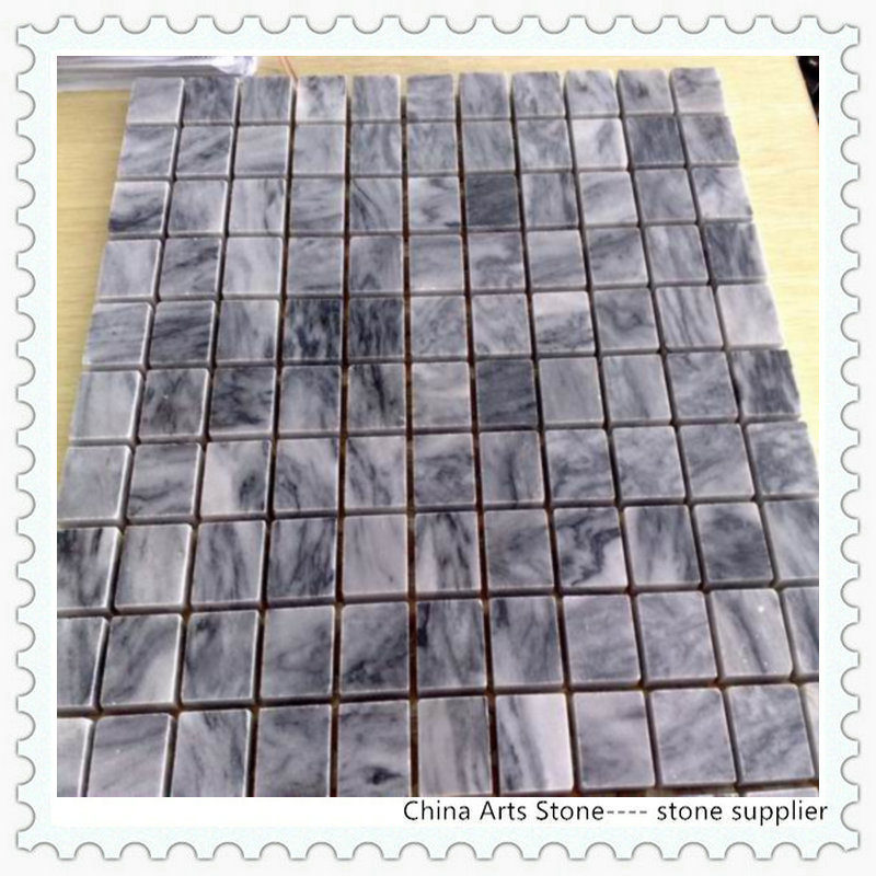Chinese Bargdilio Grey Mosaic Tile