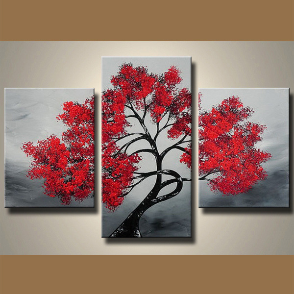 beau landscape oil painting sur canvas beau landscape oil painting sur canvas fournis par nan. Black Bedroom Furniture Sets. Home Design Ideas