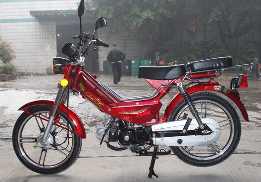 100CC Moped Motorcycle (KS70-1)