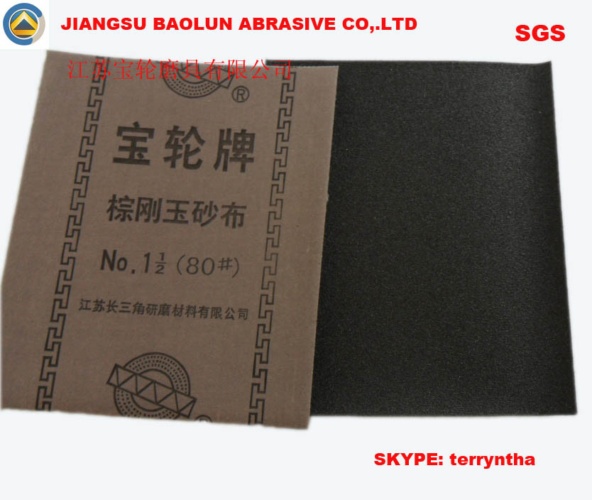 Waterproof Abrasive Emery Sheet