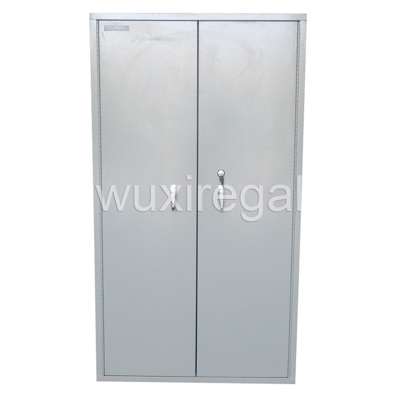 Double Door Filing Cupboard Cabinet, Fireproof File Storage Cabinet (FC1810)
