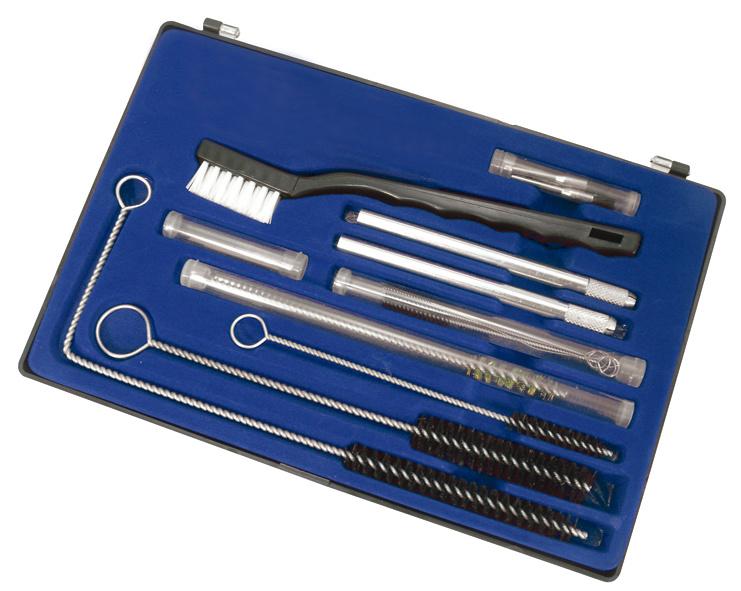 Spray Gun Cleaning Brush Kit for Spray Tool