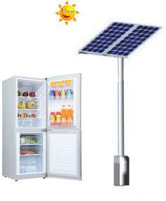 off-Grid 100% 12V 24V Solar Fridge / Solar Refrigerator