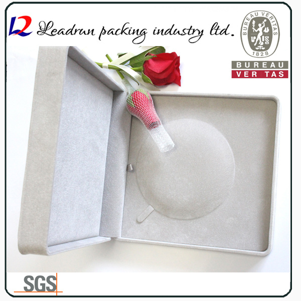 Fashion Velvet Jewelry Storage Box Jewelry Packing Gift Box (Ys31)